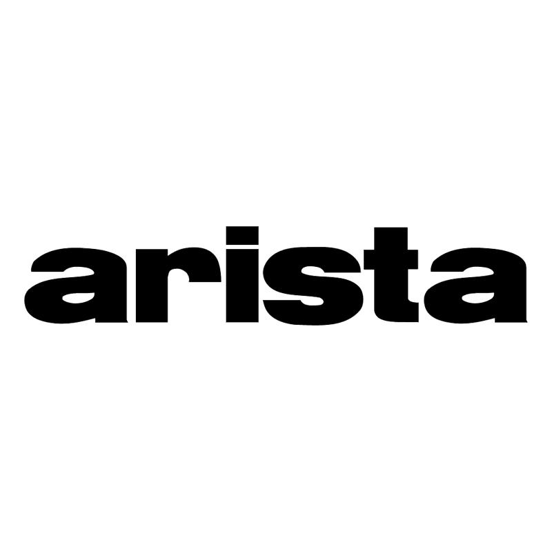 Arista enterprises vector logo