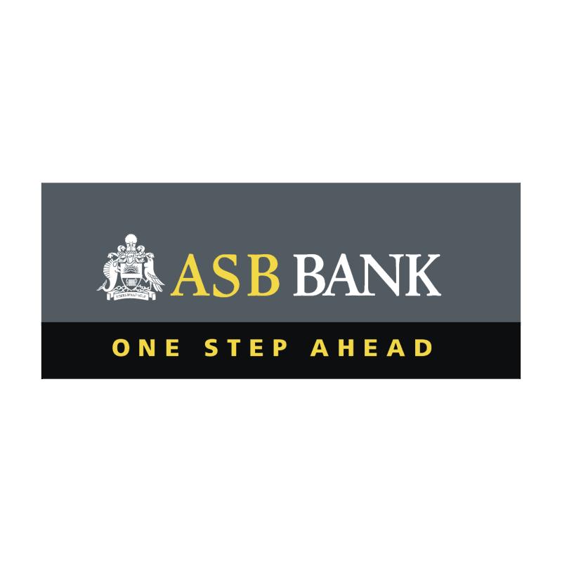 ASB Bank vector