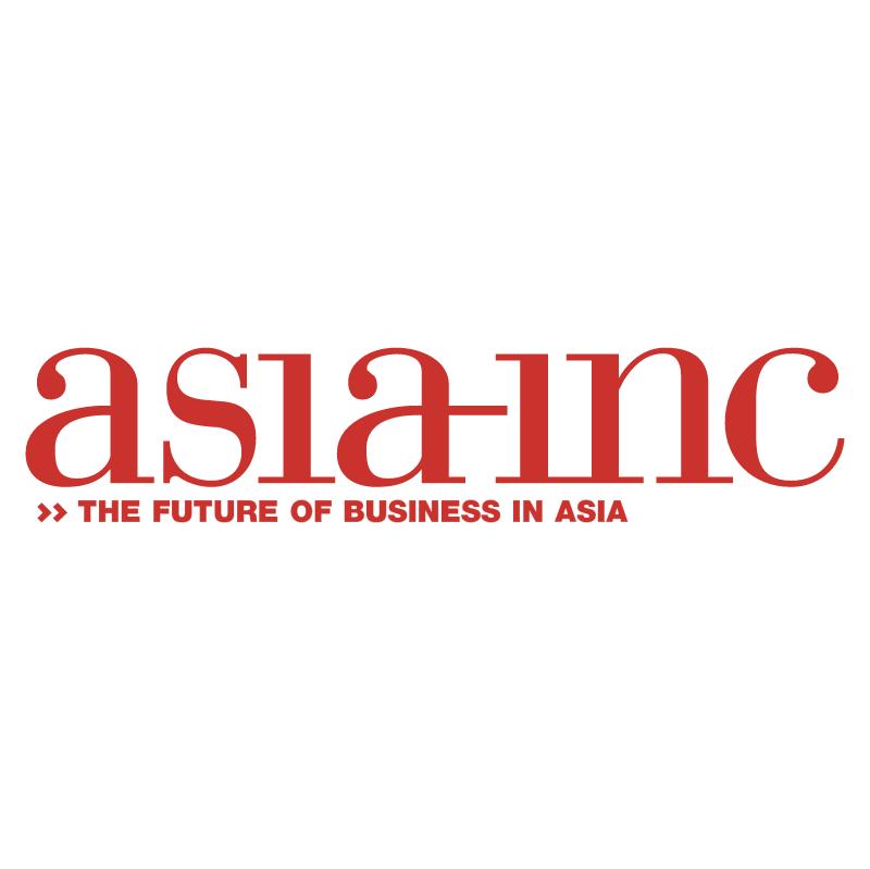 Asia Inc vector
