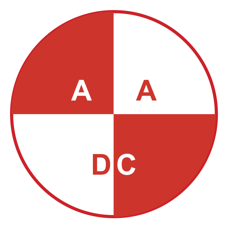 Associacao Atletica Duquecaxiense de Duque de Caxias RJ 78051 vector