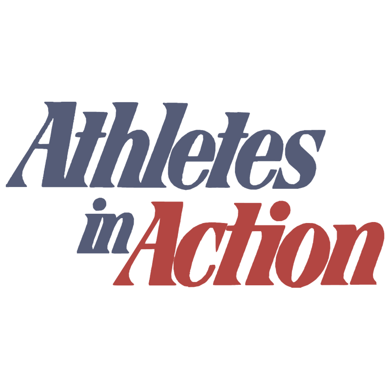 Athletes in Action vector
