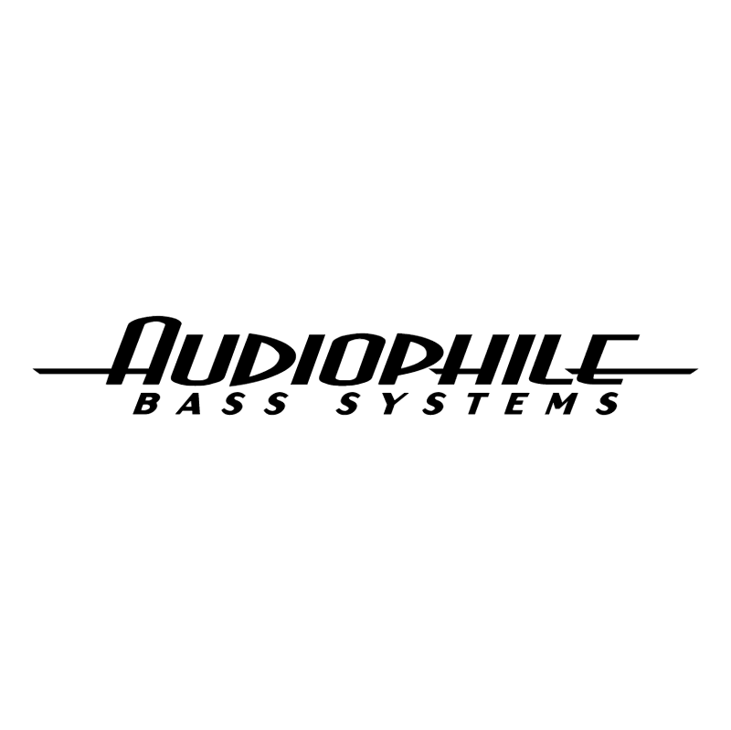 Audiophile vector