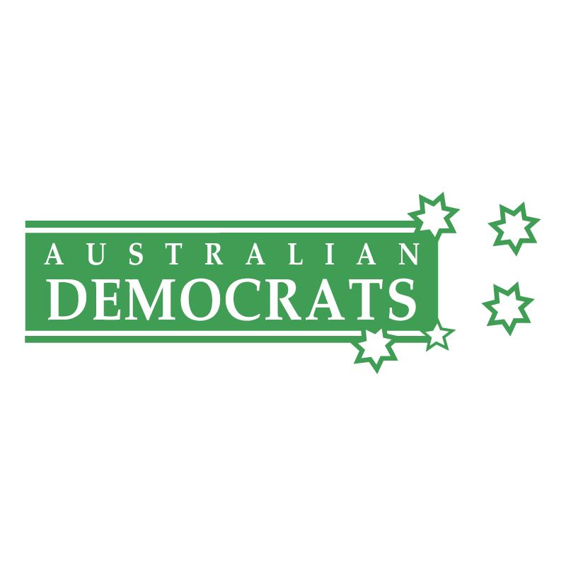 Australian Democrats vector