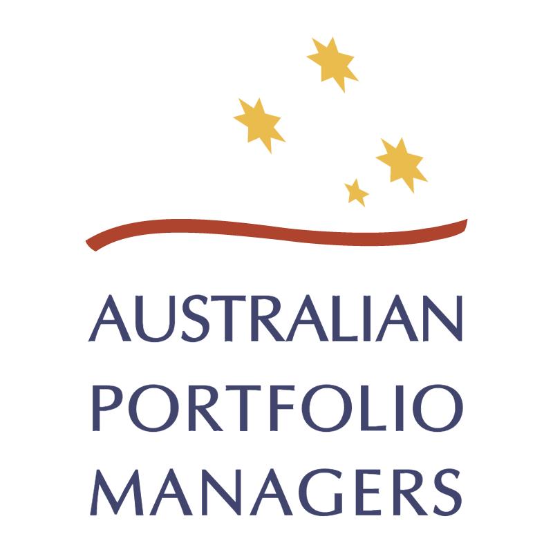 Australian Portfolio Managers 53970 vector