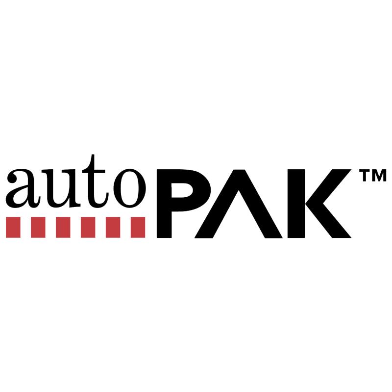 AutoPak 11974 vector