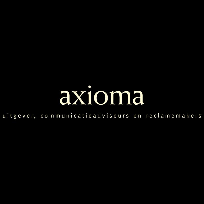 Axioma vector