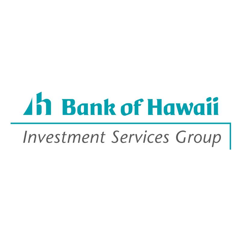 Bank of Hawaii vector