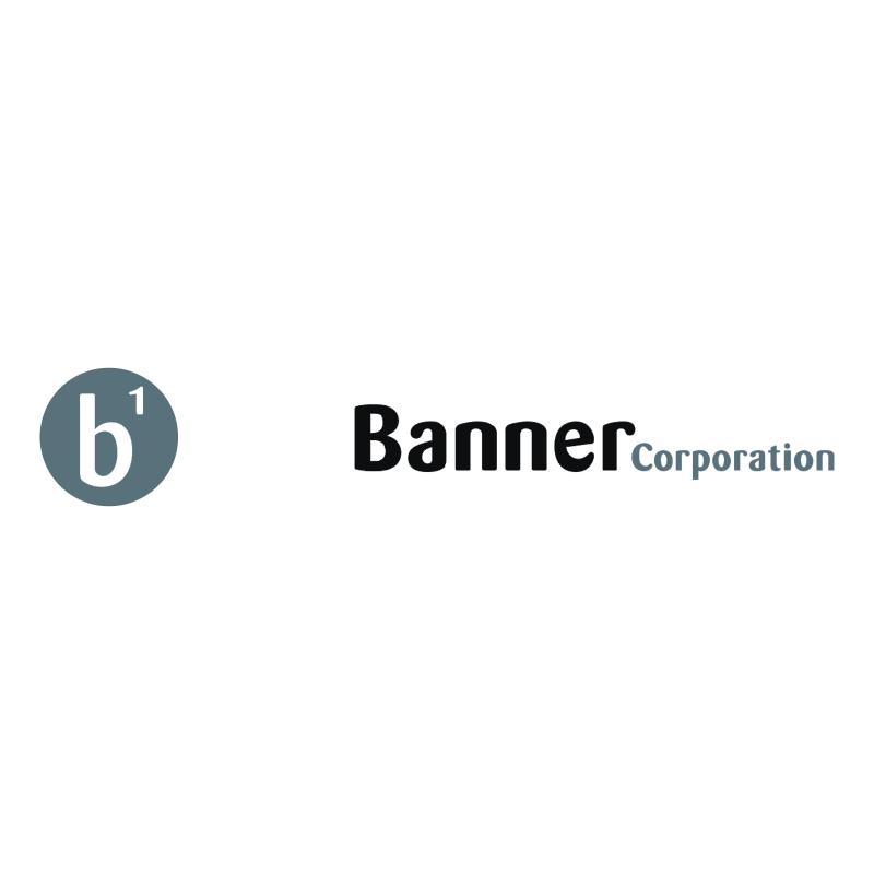 Banner Corporation 33493 vector