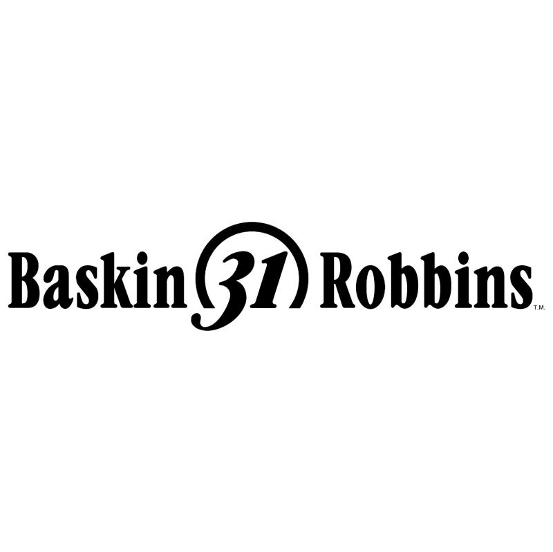 Baskin Robbins 833 vector