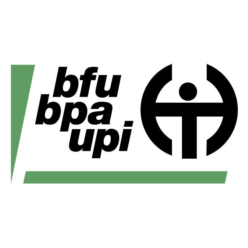 BFU BPA UPI vector