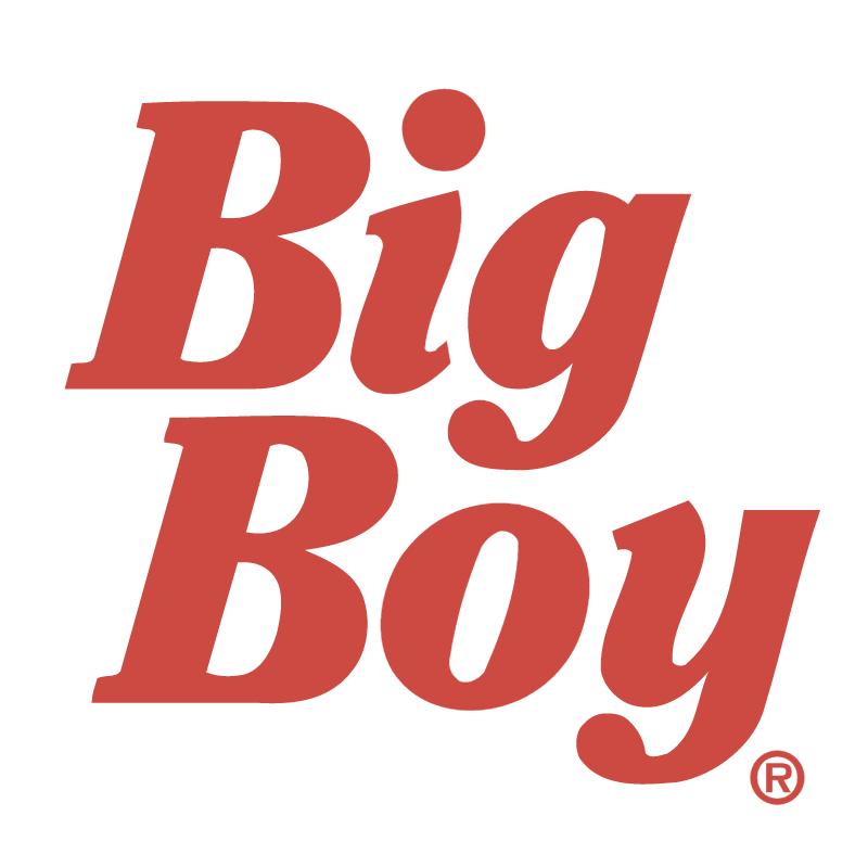 Big Boy vector