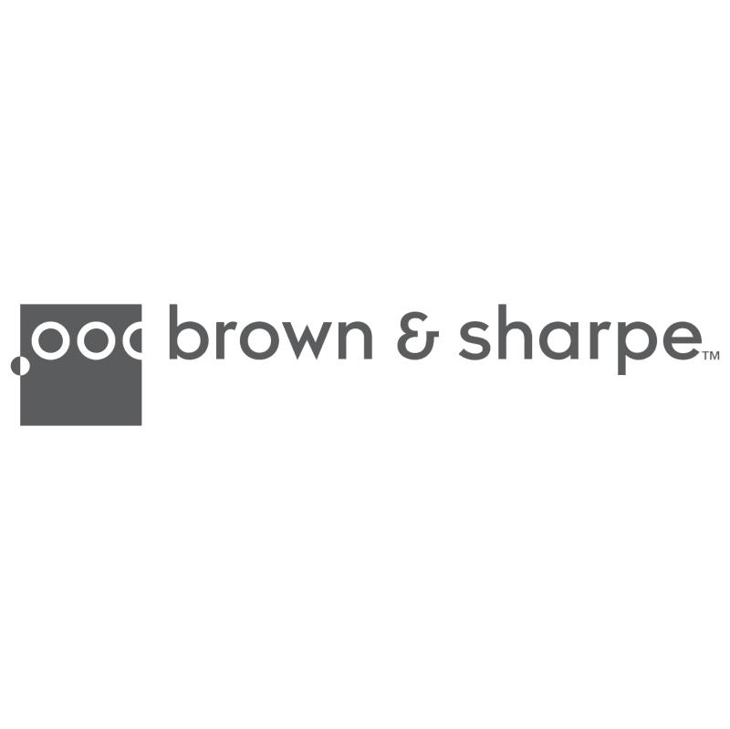 Brown & Sharpe vector