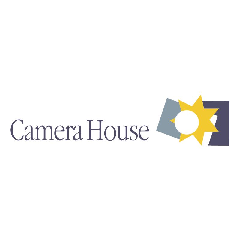 Camera House vector