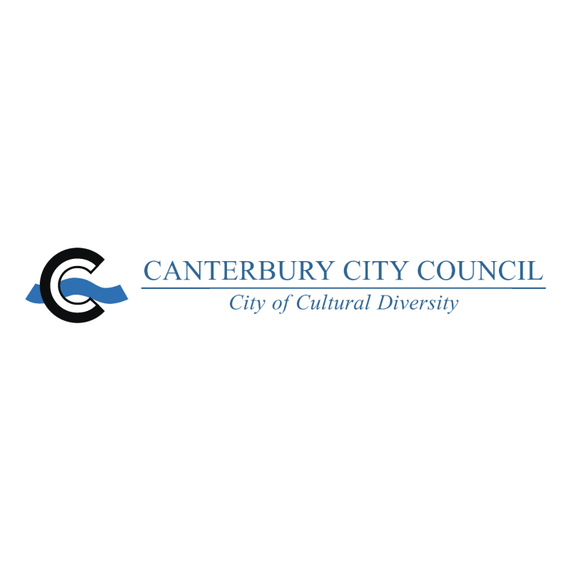 Canterbury City Council vector
