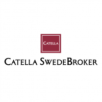 Catella SwedeBroker vector