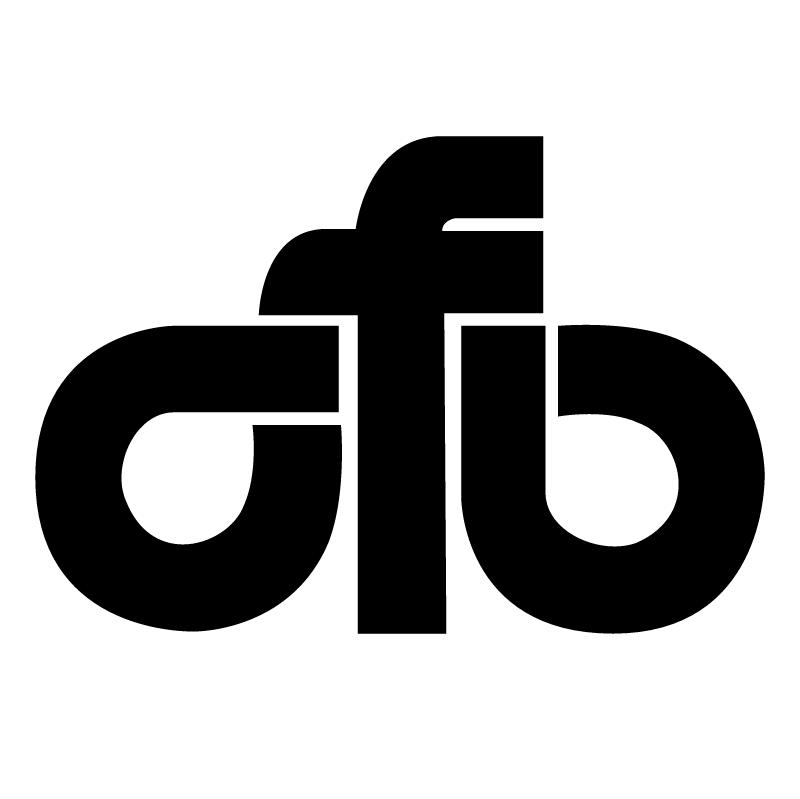 CFB vector logo
