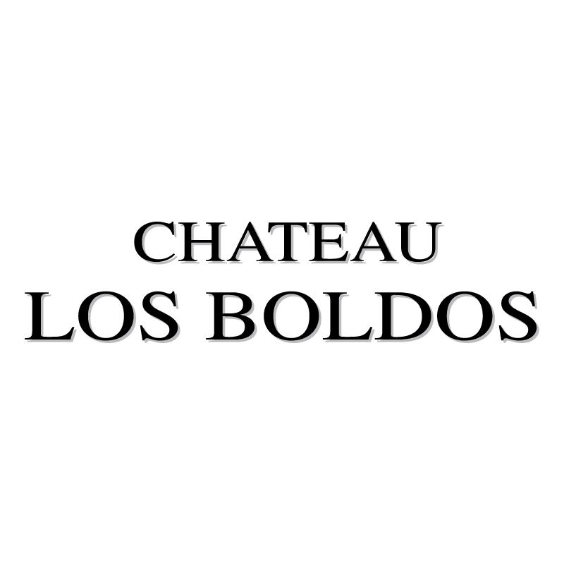 Chateau Los Boldos vector