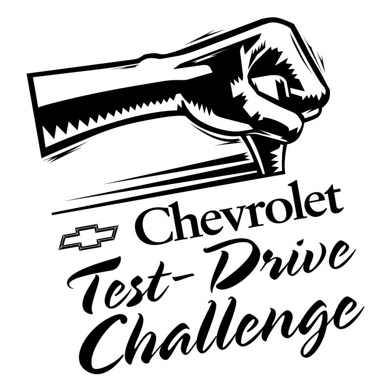 Chevrolet Test Drive Challenge vector