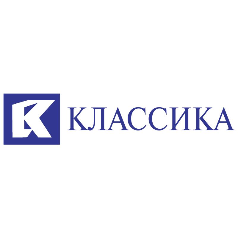Classica vector logo