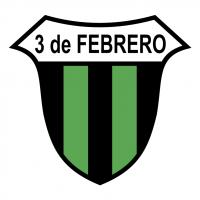 Club 3 de Febrero de Ciudad del Este vector