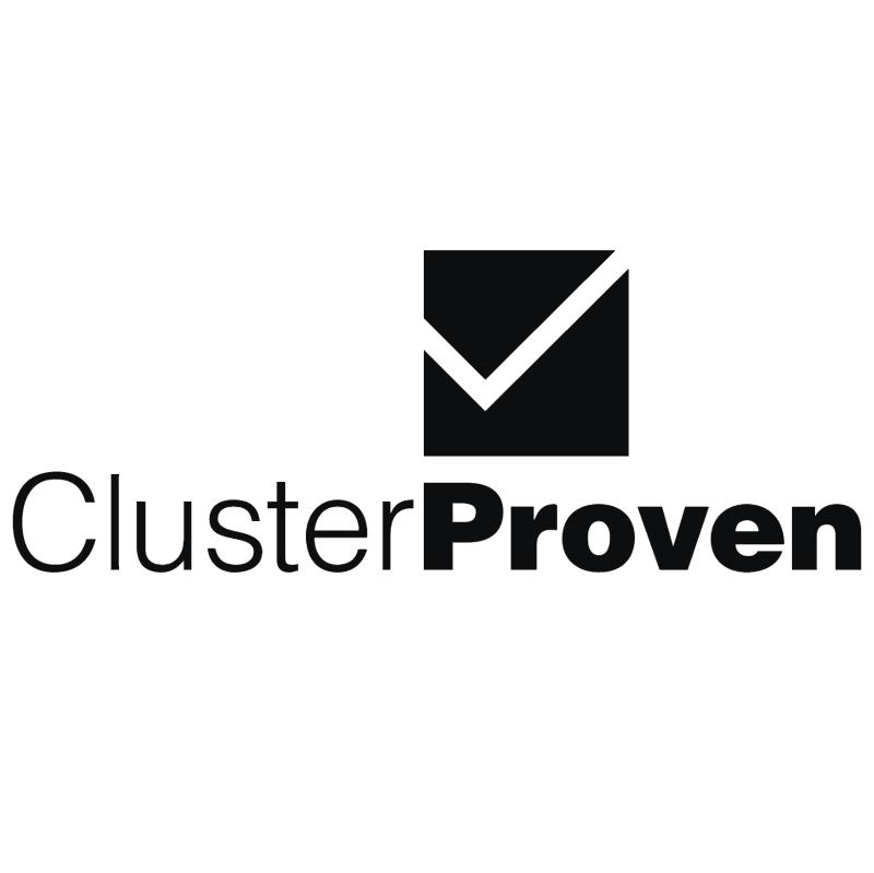 ClusterProven vector logo