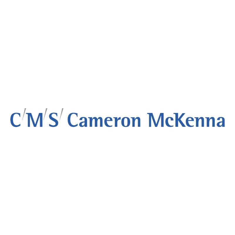 CMS Cameron McKenna vector