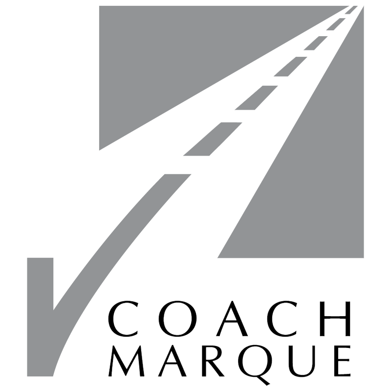 Coach Marque vector