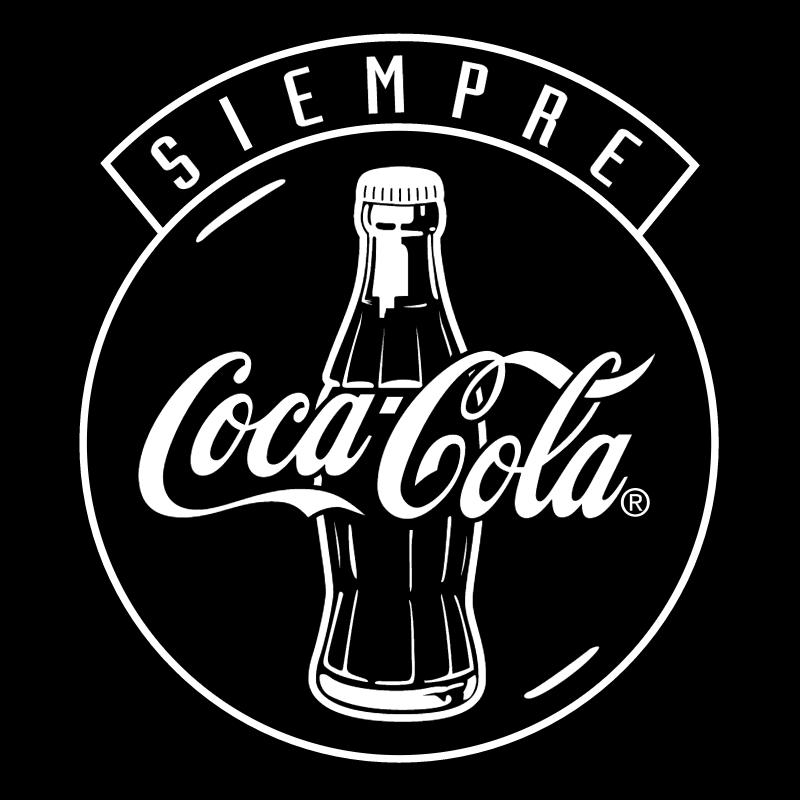 Coca Cola Siempre 1 vector