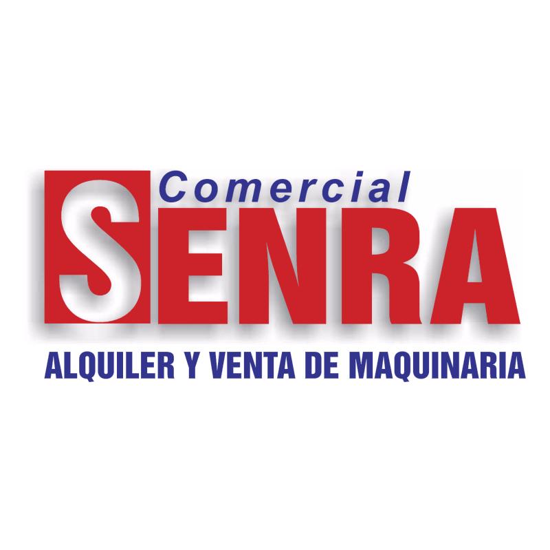 Comercial Senra vector logo