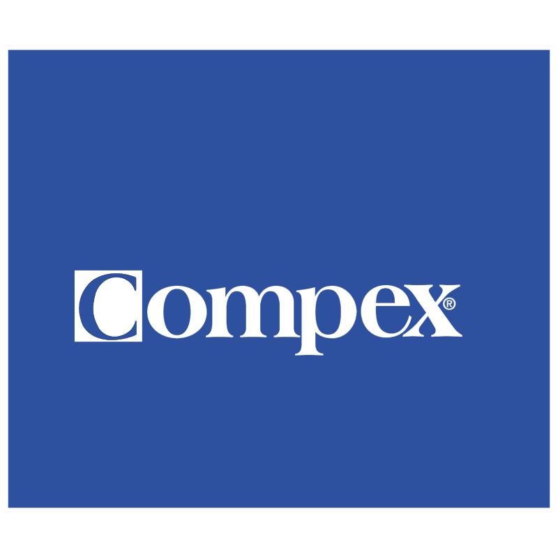 Compex sport vector logo