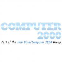 Computer 2000 vector