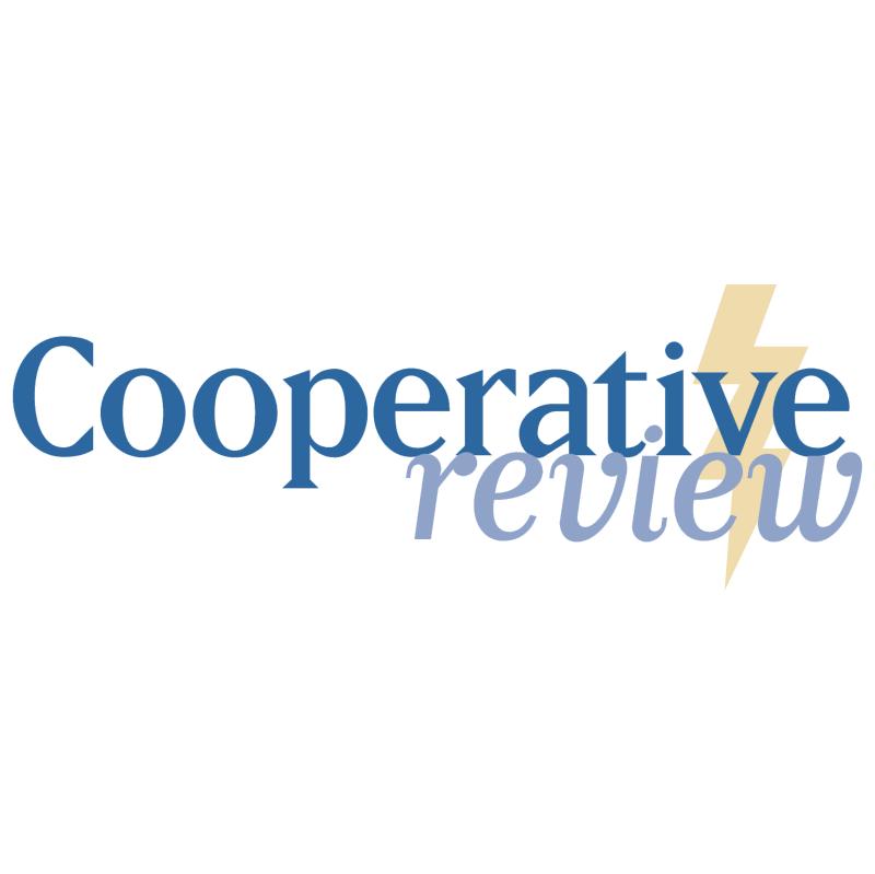 Cooperative Review vector logo