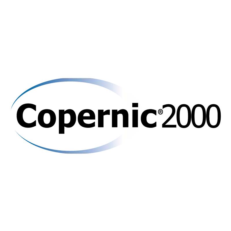 Copernic 2000 vector