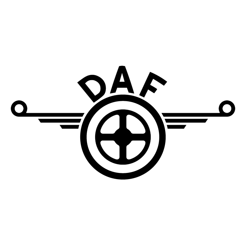 DAF vector logo