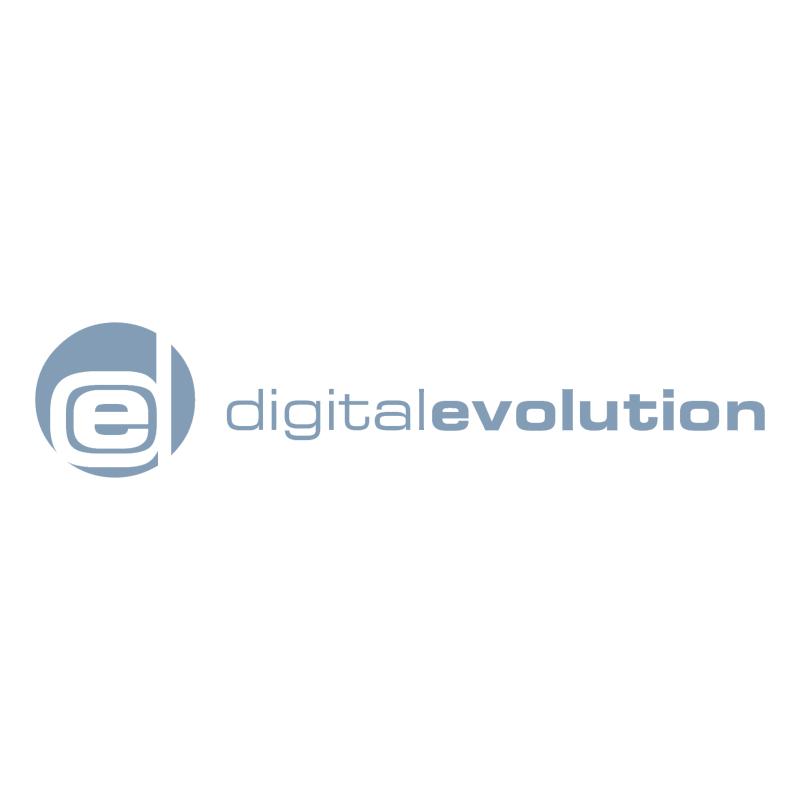 Digital Evolution vector