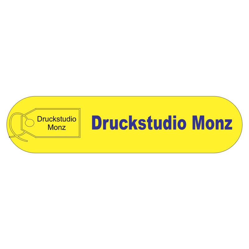 Druckstudio Monz vector logo