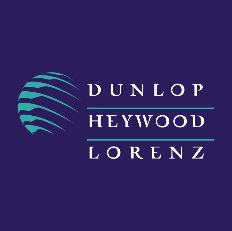 Dunlop Heywood Lorenz vector