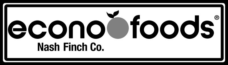 econofoods vector