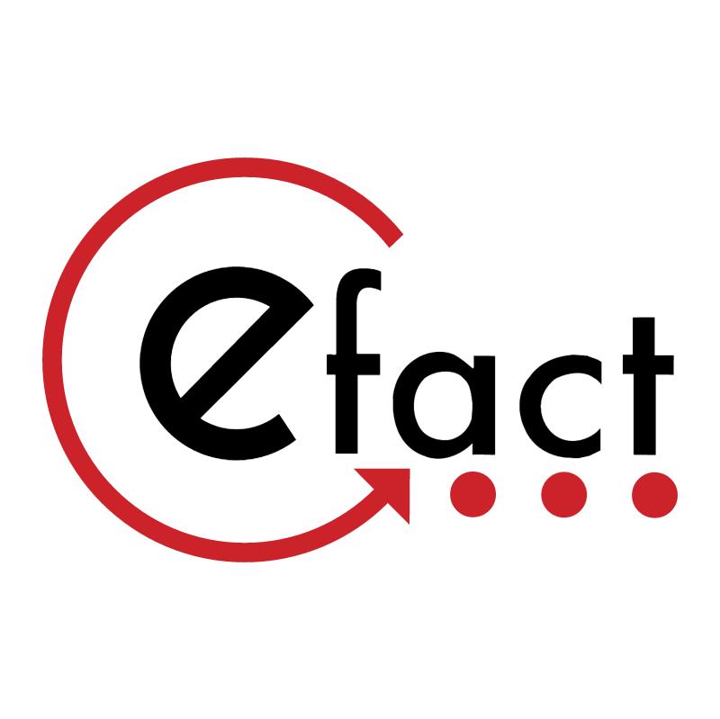 Efact vector logo