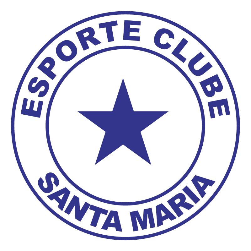 Esporte Clube Santa Maria de Laguna SC vector