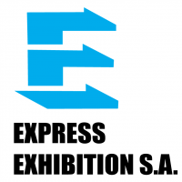 Express Exhibition vector