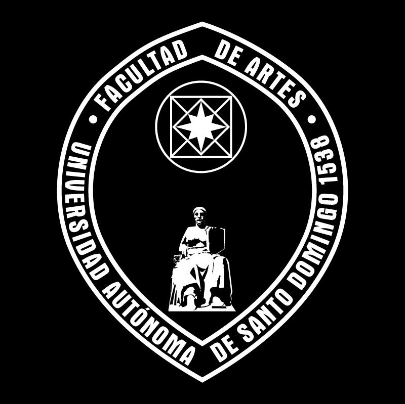 Facultad de Artes UASD vector