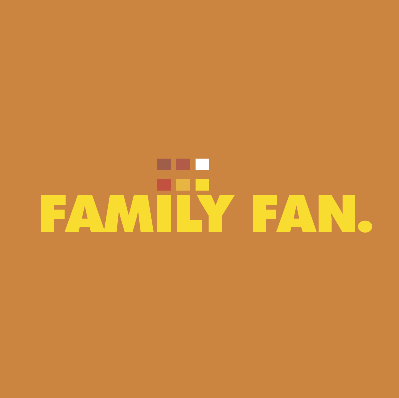 Family Fan vector