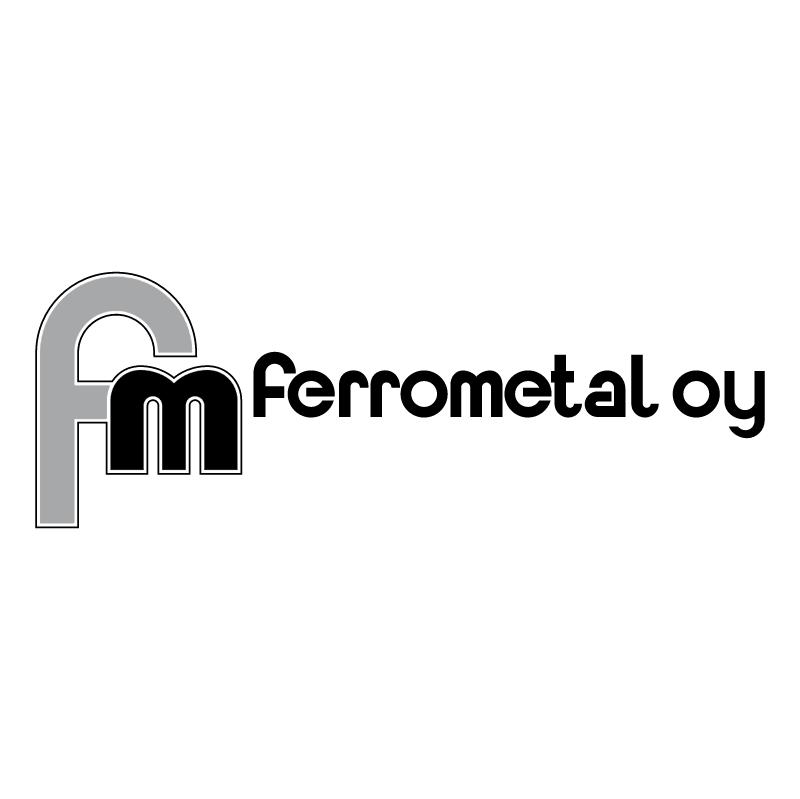 Ferrometal vector