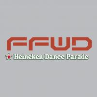 FFWD Heineken Dance Parade vector