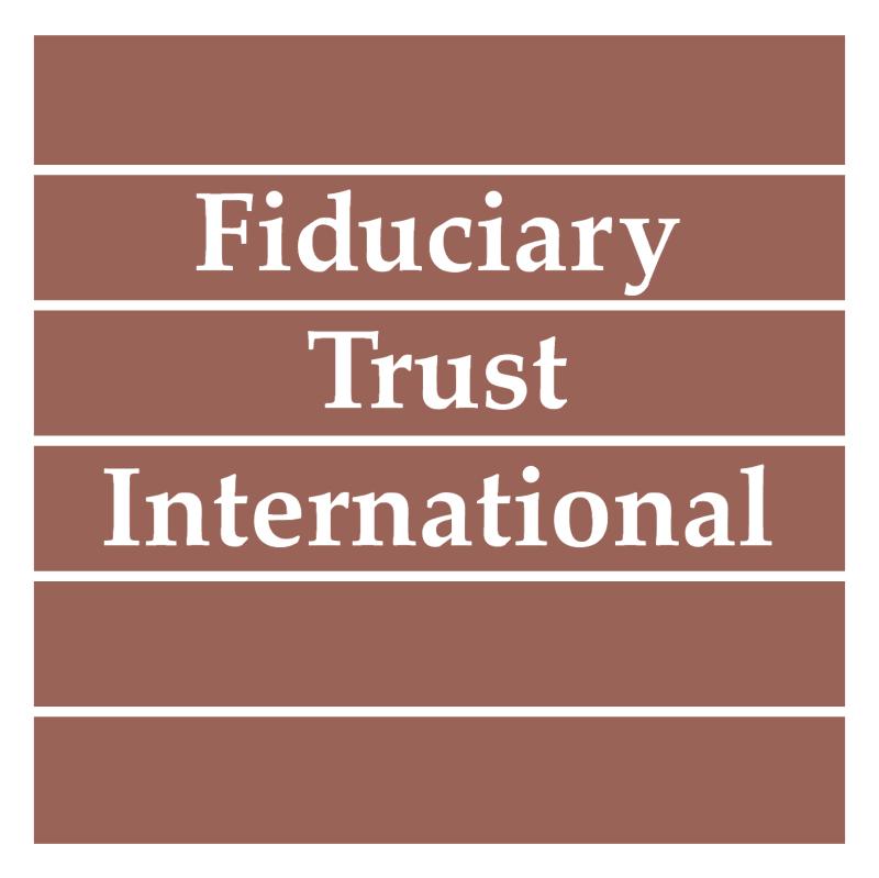Fiduciary Trust International vector