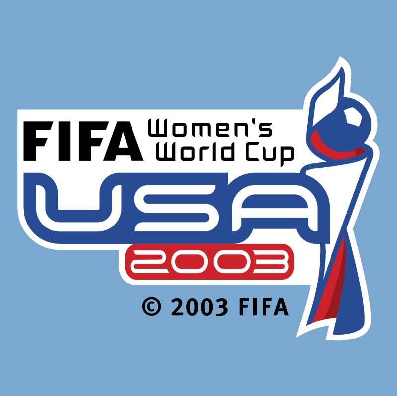 FIFA Women's World Cup USA 2003 vector