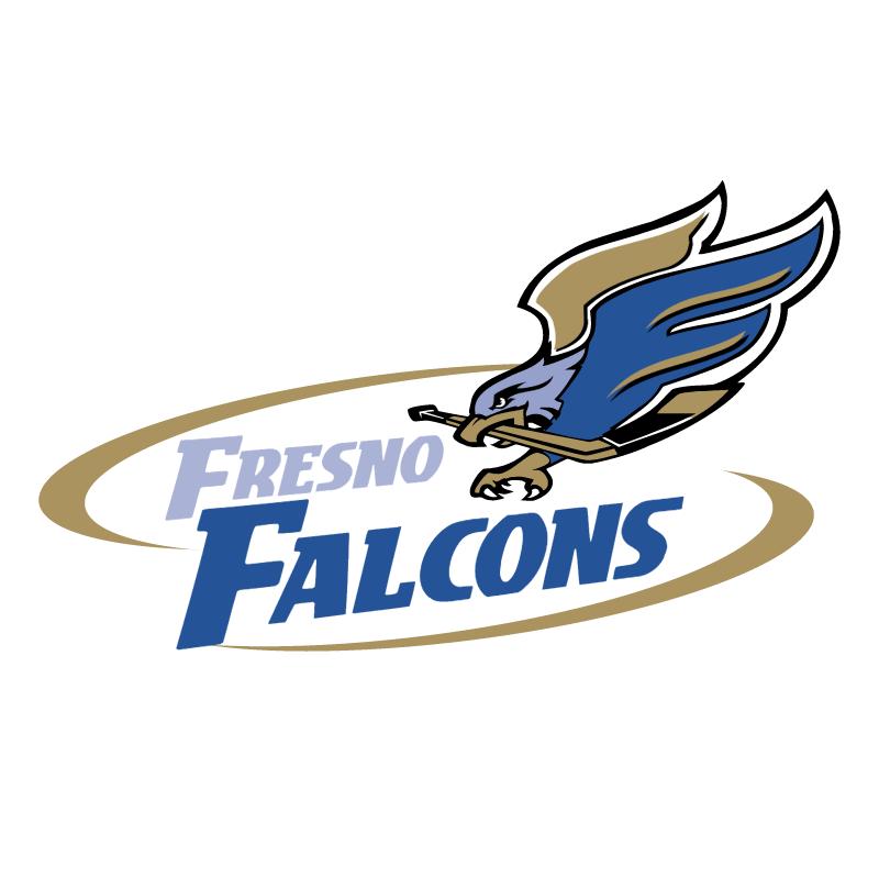 Fresno Falcons vector logo