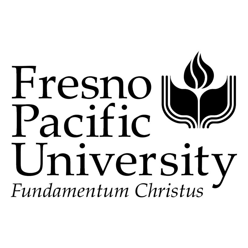 Fresno Pacific University vector