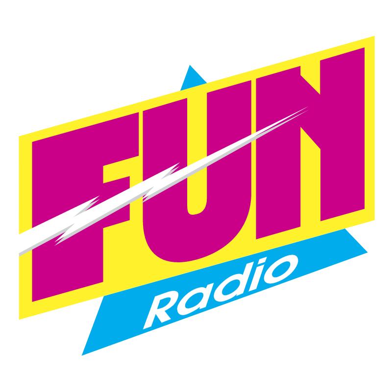 Fun Radio vector logo